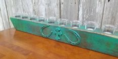 This item is unavailable Shop Name List, Rustic Candleholders, Wood Candle Holders, Fireplace Mantle, Dining Table In Kitchen, Barn Wood, Metal Art, How To Find Out, My Etsy Shop