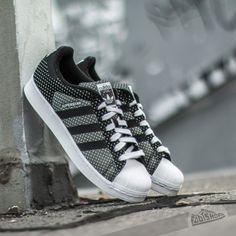 adidas Superstar Weave Pack Black  Black  White 1870eab6b0