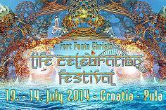 """Die sechste Ausgabe des Life Celebration Festivals im Fort Punta Christo in Štinjan, bei Pula, Istrien wird dieses Jahr vom 10. bis zum 13.07.2014 stattfinden. Das Festival ist berühmt für seinen """"Spirit"""" d.h. den Geist der Sechziger mit der Musik des neunen Jahrtausends (der Slogan des Life Celebration Festivals lautet """"Love, Light & Good Vibes to Everybody and Everything :-)"""". #LifeCelebrationFestival #Festivals #Istrien #Pula"""