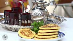 Recept 7 #Choumicha - Harcha (griesmeelkoek)