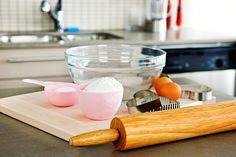 Niksejä gluteenittomat leivontaan.