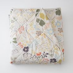 Woodland Meadow Quilt design by Leah Duncan for Schoolhouse Electric