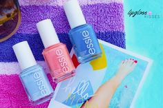 Essie Summer Collection 2015 - www.lipglosskisses.com