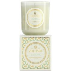 CLASSIC MAISON CANDLE - LAGUNA  Home and Cottage - storsenteret