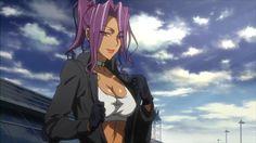 Rika Minami (Highschool of the Dead)