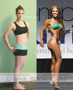The Freckled Fox : Our NPC (fitness) Competition Recap (lots of words and pics)