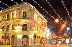 Calle Real, Iloilo City, Philippines Oh The Places You'll Go, Places Ive Been, Iloilo City, Filipino, Visayas, Tourist Sites, Philippines Travel, Spanish Colonial, American Country