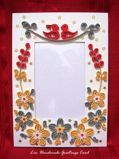 Photo+frame+%2B+Quilled+flowers+9.JPG 480×640 pixels