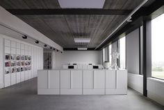 Piet Boon Global Headquarters Office Space photo by Richard Powers