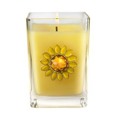 2015 Spring Collection Sorbet Medium Cube Candle
