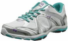RYKA Women's Influence Aerobics Shoe Ryka Shoes, Aerobics, Sketchers, Workout Gear, Fashion Looks, Sneakers, Tennis, Workout Equipment, Fitness Equipment