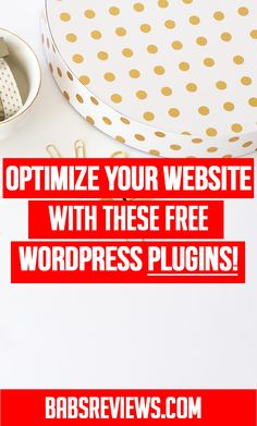 If you're running a blog, website based on wordpress then you should think about website optimization. These free plugins will take care of…