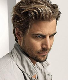 Medium Hairstyles Men New 35 Best Hairstyles For Men With Thin Hair Add Volume In 2018