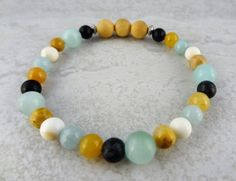 Get Infused with a Wellness Beads Raw Wood Infusible Diffuser Bracelet Essential Oil Diffuser, Essential Oils, Raw Wood, Beaded Bracelets, Wellness, Beads, Gifts, Color, Jewelry