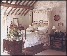 Bedroom Decorating Ideas French Country - HOME PLEASANT