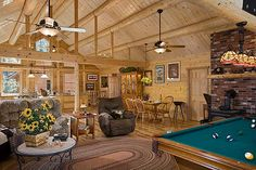 Browse our gallery with lots of pictures of Ward Cedar Log Home designs. Discover your dream home in our cedar log homes gallery. Customize your log home for your lifestyle. Log Home Kits, Log Cabin Kits, Log Cabins, Log Home Living, Living Rooms, Log Home Designs, Cedar Log, Play Pool, White Cedar