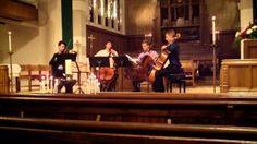 jazz string quartett - YouTube