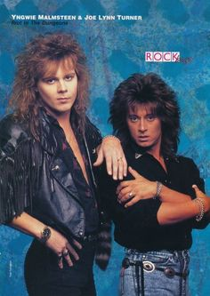 Yngwie Malmsteen & Joe Lynn Tunner