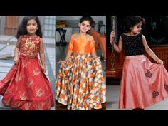 c13acdd94bd24a Kids crop top lehenge design ideas traditional outfits ideas for girls Indo  western outfits for girl
