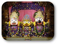 Daily Darshan (23-06-13) Sri Sri Jagannath Baladev Subhadra @ISKCONNVCC, Pune