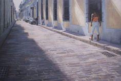 Calle de Cuba.