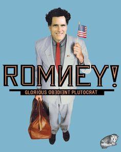 """Glorious Obedient Plutocrat"""