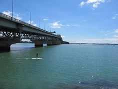 Take a closer look around Auckland with this collection of unique local photographs. Use our image galleries to inspire and help you plan your next Auckland trip. Us Images, Paddle Boarding, Auckland, Bridge, Explore, Stand Up Paddling, Legs, Attic, Bro