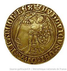 Monnaies royales françaises. Louis XI