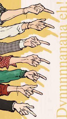 Twitter Bts Taehyung, Bts Jimin, Fanart Bts, Bts Wallpaper Lyrics, Bts Aesthetic Wallpaper For Phone, Japon Illustration, Kpop Drawings, Bts Backgrounds, Bts Playlist