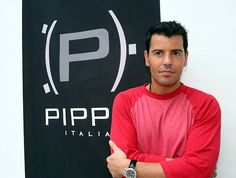 Jordan Knight wearing Pippo Italia during 2005 MTV VMA Grubman/Cheban PR Presents Pippo Italia Day 1 at Catalina Hotel in Miami Florida United States