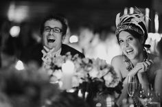 A Free-Spirited Ball of a Wedding III
