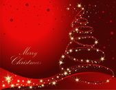 Merry Christmas background — Stock Vector #2001348