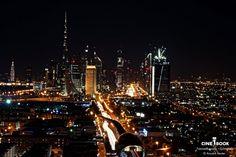 """""""Mein Bild für den Wettbewerb ist letzten November in Dubai entstanden. Wir haben es von dem Dach unseres Hotels gemacht.""""  © Anouck Reuter"""