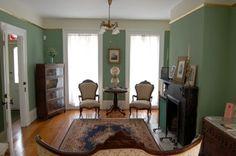 Flannery O'Connor Childhood Home, Savannah, GA.
