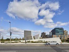 Diseñado por Studio Libeskind, Canadá inaugura su primer monumento del Holocausto,© Doublespace. Cortesía de Studio Libeskind