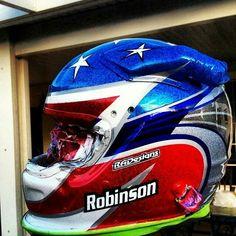 Radesigns Custom helmet