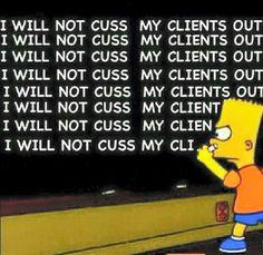 How I feel sometimes Bart Simpson, Mental Health, Animation, Fictional Characters, Beauty, Beleza, Cosmetology, Animation Movies, Fantasy Characters