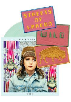 Wild (LP) + Patch Set