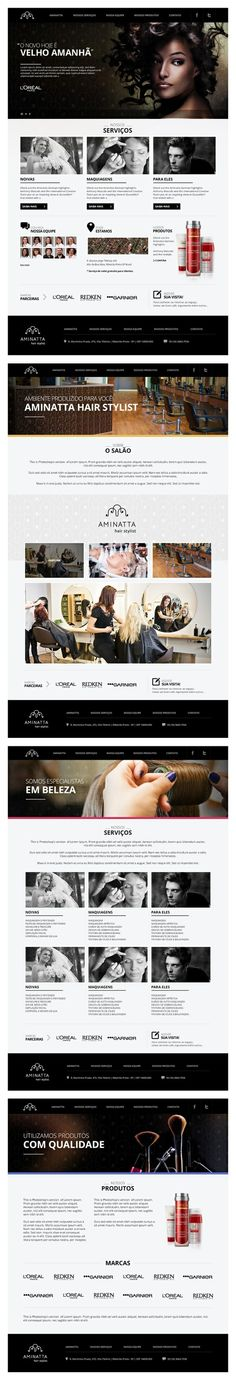 #Photography #Website #Templates