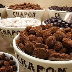 The Best Parisian Patisseries Are All on One Delicious Street // Patrice Chapon is one of the rare French chocolatiers who roasts his own cacao beans, and this dedication to ingredients is reflected in his wares.