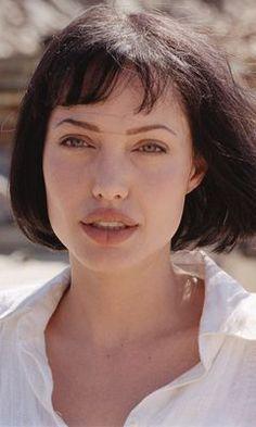 angelina jolie short hair - Szukaj w Google