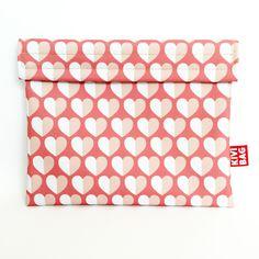 Sandwich Bag-Heart