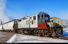 RailPictures.Net Photo: ADMX 1934 Archer Daniels Midland EMD GP9 at Clinton, Iowa by Tom Farence