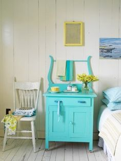 painted furniture by MelChr