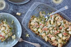 Vislasagne Love Food, A Food, Superfood, Pasta Recipes, Fish, Dinner, Breakfast, Health, Drinks