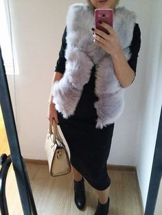 Fur Coat, Jackets, Fashion, Down Jackets, Moda, Fashion Styles, Jacket, Fasion, Fur Coats