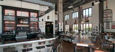 Kaper Design; Restaurant & Hospitality Design: Brooklyn Girl