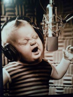 sing baby sing @Courtney Holbrook