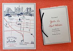 I love stationery, and I think it is a great way of personalising a wedding or event. On this note, I am rather partial to a hand drawn map and I really like the idea of incorporating a personalised map somewhere in the invitation. I know guests can easily find your wedding venue using their Sat Nav …