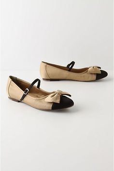Anthropologie city of love flats